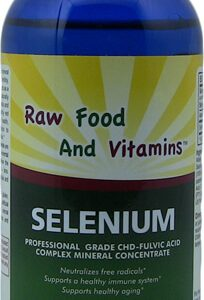 1 Bottle of Selenium Concentrate 8oz